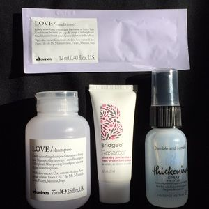 Other - Sample Hair Products
